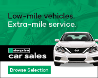 Enterprise Car Sales Low Miles