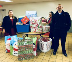 2017 Adopt-A-Family gifts