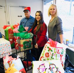 2018 Adopt-A-Family gifts