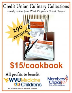 $15 Cookbooks